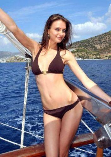 Anadolu Yakası Rus escort Annabel